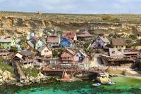 マルタ共和国ポパイ村
