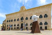 マルタ共和国、首相官邸とサミットの碑
