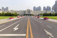 大連市人民政府庁舎(旧関東州庁舎)