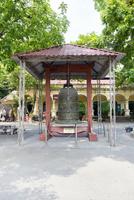 世界遺産タンロン遺跡の鐘楼