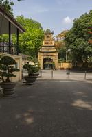 世界遺産タンロン遺跡の城門