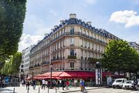 パリ8区 ル・フーケ(Le Fouquet's)