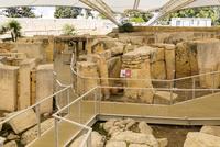 世界遺産タルシーン神殿の展示コース