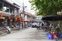 陶磁器の郷 バッチャン村メインストリート