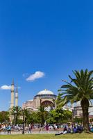世界遺産イスタンブール歴史地区 アヤソフィア(ハギア・ソフィア)