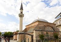 トルコ、AHI CELEBI CAMII(アヒチェレビモスク)