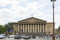 パリ7区、ブルボン宮殿