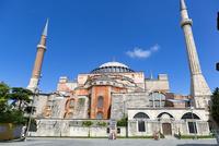 世界遺産イスタンブール歴史地区、アヤソフィア(ハギア・ソフィア)