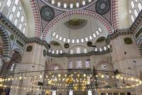 スレイマニエ・モスク(スレイマン・モスク)のオイルランプ
