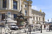 オペラ座ガルニエ宮、見学入口