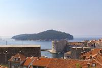 ロクルム島と聖イヴァン要塞