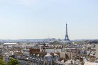 パリ9区とエッフェル塔