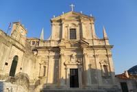 ドブロブニク、聖イグナチオ教会