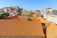 ドブロブニク旧市街,オレンジの屋根