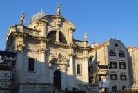 ドブロブニク旧市街、聖ヴラホ教会