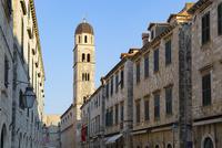 プラツァ通り、フランシスコ会修道院