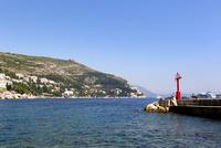 聖イヴァン要塞から見た旧港