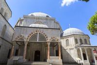 アヤソフィアミュージアム、スルタンの墓