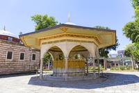 アヤソフィア、泉亭(清めの泉)