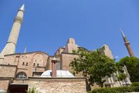 アヤソフィアの尖塔