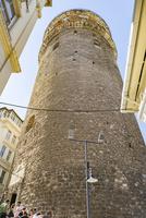 ガラタの塔(Galata Kulesi)近景