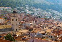 ドブロブニク、世界遺産旧市街の街並み