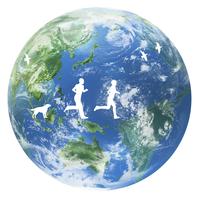 地球 10596000355| 写真素材・ストックフォト・画像・イラスト素材|アマナイメージズ