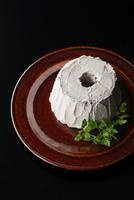 クリームシフォンケーキ