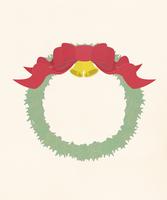 クリスマスリース 10610000248| 写真素材・ストックフォト・画像・イラスト素材|アマナイメージズ