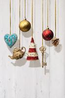 クリスマスオーナメント 10610000479| 写真素材・ストックフォト・画像・イラスト素材|アマナイメージズ