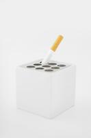 タバコ1本 10610000614| 写真素材・ストックフォト・画像・イラスト素材|アマナイメージズ