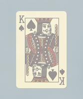 スペードのキング 10610000875| 写真素材・ストックフォト・画像・イラスト素材|アマナイメージズ