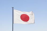日本国旗 日の丸 10610002570| 写真素材・ストックフォト・画像・イラスト素材|アマナイメージズ