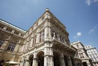 ウィーンの国立オペラ座 オーストリア