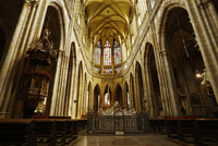 聖ヴィート大聖堂 プラハ チェコ共和国