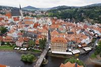 世界遺産チェスキークルムロフ歴史地区 チェコ共和国