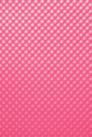 ピンクのチェック柄