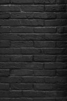 レンガの黒い壁 10610003772| 写真素材・ストックフォト・画像・イラスト素材|アマナイメージズ