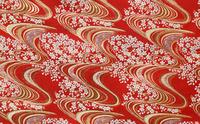 西陣織の反物 10610003823| 写真素材・ストックフォト・画像・イラスト素材|アマナイメージズ