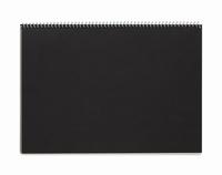 黒画用紙のスケッチブック 10610003841| 写真素材・ストックフォト・画像・イラスト素材|アマナイメージズ