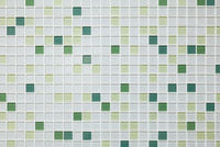 ガラスのタイルでできたタイル壁 10610003843| 写真素材・ストックフォト・画像・イラスト素材|アマナイメージズ