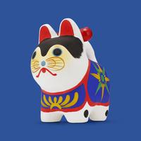 張子犬 10610003858| 写真素材・ストックフォト・画像・イラスト素材|アマナイメージズ