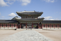 景福宮(キョンボックン)の興礼門