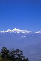 ナガルコットよりヒマラヤ連峰