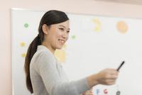 教室で英語を教える先生 10622000586| 写真素材・ストックフォト・画像・イラスト素材|アマナイメージズ