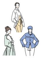 生活を楽しむ私服の女性 10653000011| 写真素材・ストックフォト・画像・イラスト素材|アマナイメージズ