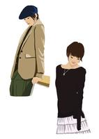 生活を楽しむ私服の女性(線なし) 10653000023| 写真素材・ストックフォト・画像・イラスト素材|アマナイメージズ