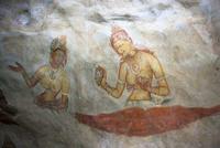 世界遺産古都シーギリやの壁画