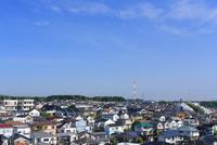 神奈川県 横浜市の住宅街