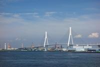 首都高速湾岸線のつばさ橋